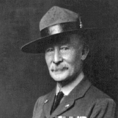 Robert Baden-Powell, 1st Baron Baden-Powell