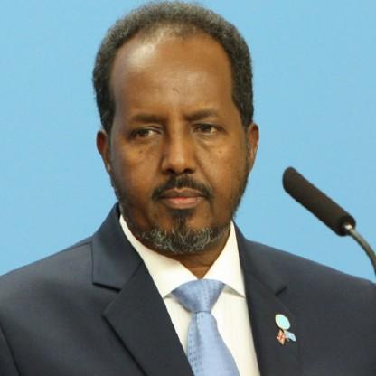Hassan Sheikh Mohamoud