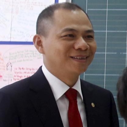Pham Nhat Vuong